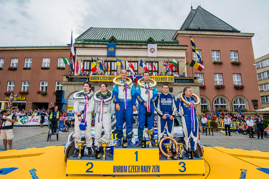 Avonet partnerem Barum Czech Rally Zlín