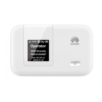 Huawei E5372 mobile hotspot